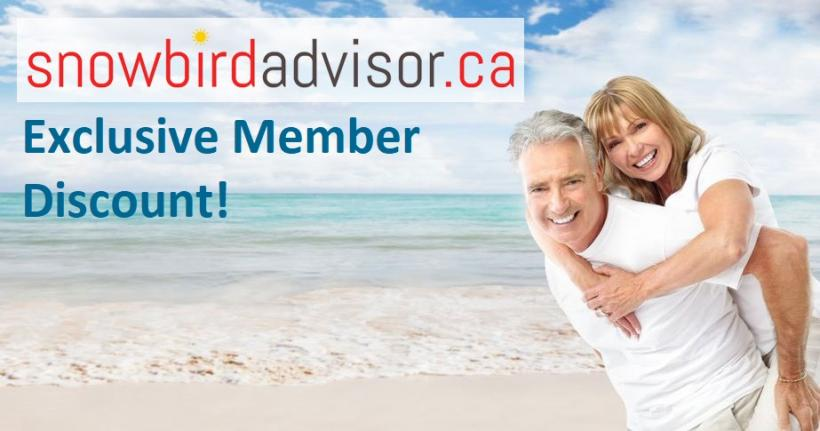 Snowbird Advisor Insurance Exclusive 5% Discount